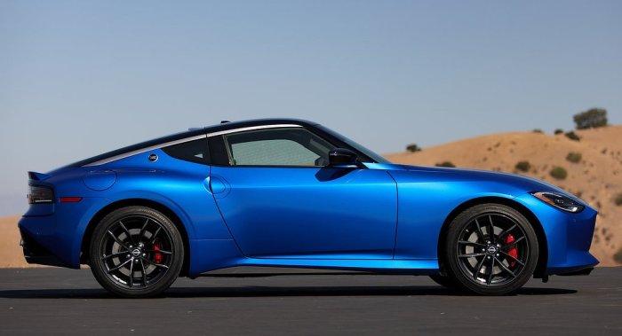 2022 Nissan Z Sports Car - Dailycarblog