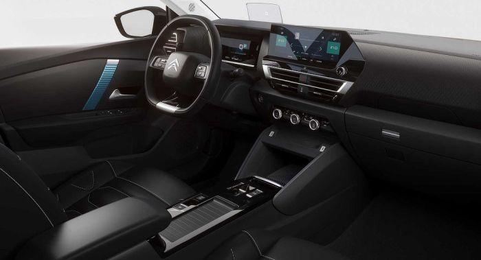 Citroen C4 2021 UK Spec Updates - Interior - dailycarblog