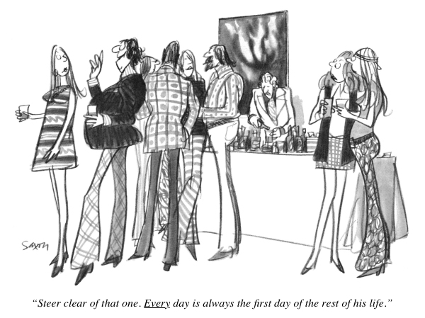 The New Yorker slideshow: Cartoons from 1965-1975 The