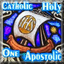 Image result for the one holy catholic and apostolic church