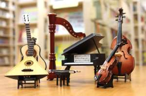 An Orchestra For The Praise Of God