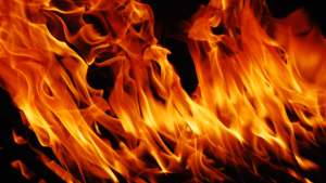 Consumed By The Fire Of God