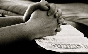 Read The Bible Daily And Pray Often