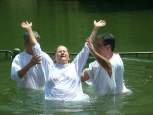 Baptism Is Appearing Less Important
