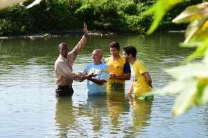 Baptism Saves Us