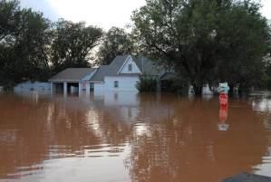 The Flood Came