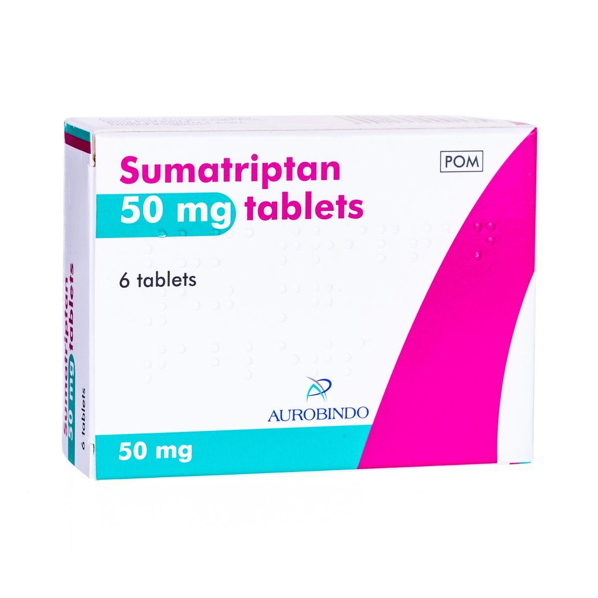 Sumatriptan - Daily Chemist   UK Registered Online Pharmacy