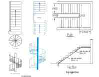 Classification Of Stairs - Different Types Of Stairs Used ...