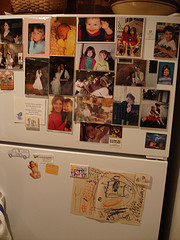 Patico refrigerator door
