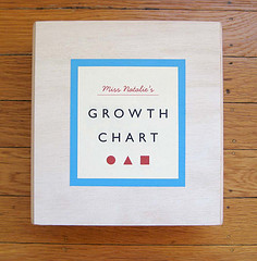 Miss Natalie's Growth Chart