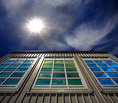 Energy-Efficient Windows: Technologies for the Future (Photo credit: Lawrence Berkeley National Laboratory)