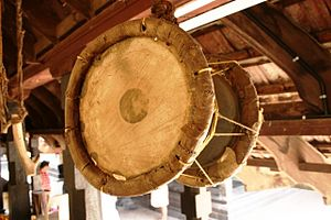 Tribal Drum (Photo credit: Wikipedia)