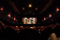 Movie theater (Photo credit: Bonita Sarita)