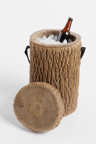 Log Stump Cooler