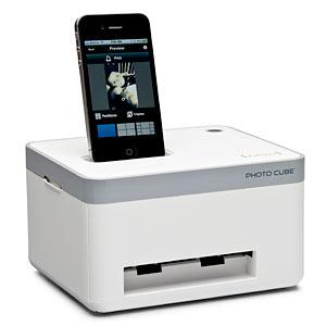 Photo Cube - iPhone Photo Printer