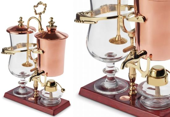 The Genuine Balancing Siphon Coffee Maker