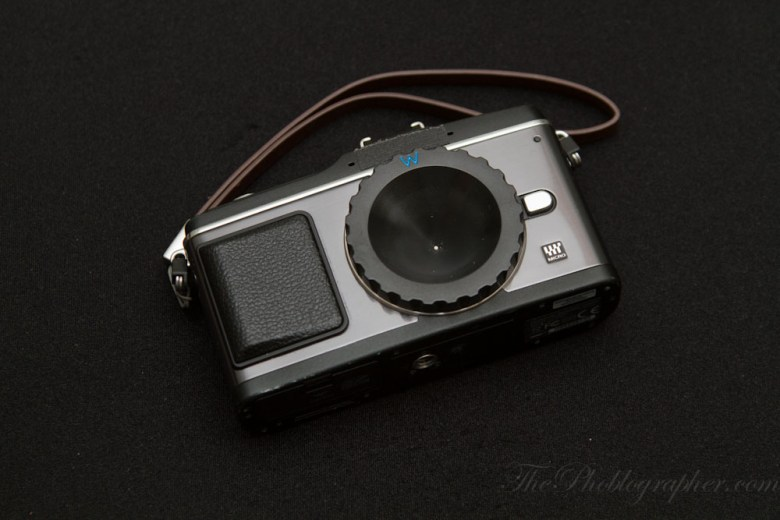 Transform your DSLR into a pinhole camera with Wanderlust PinWide