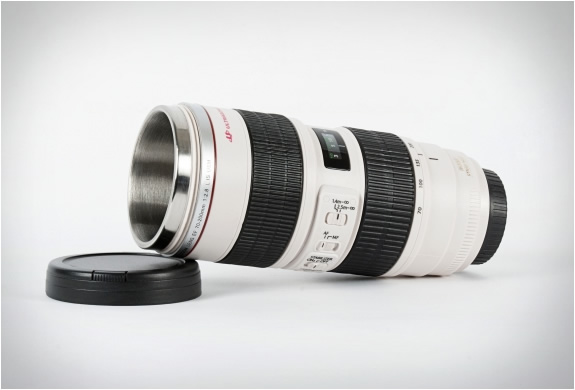 Canon Camera Lens Mugs