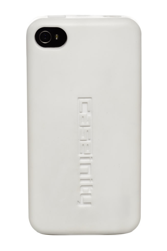 Cord On Board White Ultra Lightweight iPhone 4S Case 02