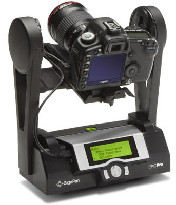 GigaPan Systems - Panoramic Photography