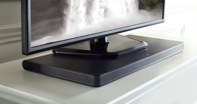 LG Sound Plate Slim Surround Sound Speaker System