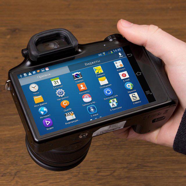 Samsung Galaxy NX Compact System Camera