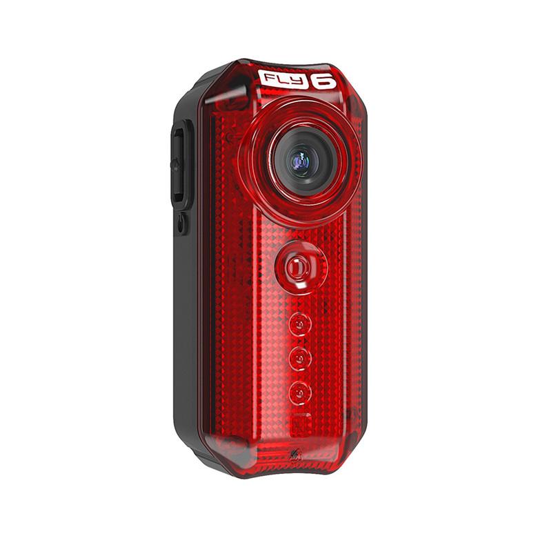 Cycliq Fly 6 Rear LED Light with HD Camera