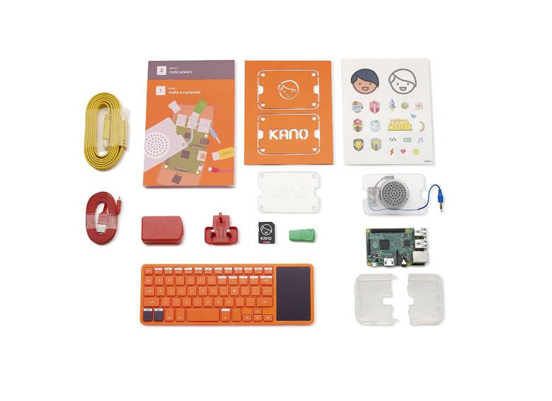 The Kano Computer Kit