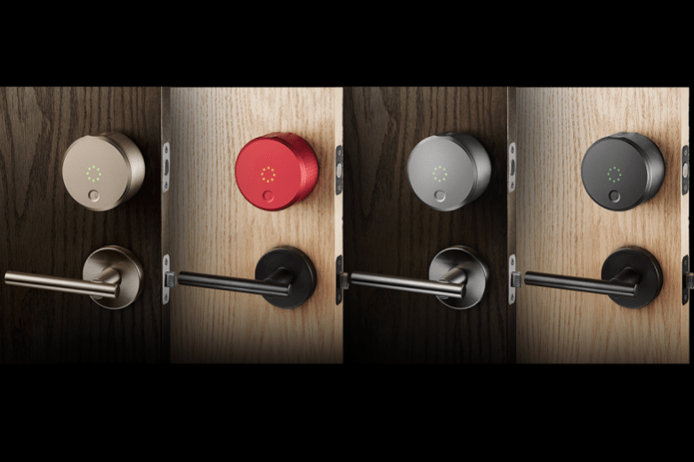 Smart Lock Keyless Home Entry with Your Smartphone