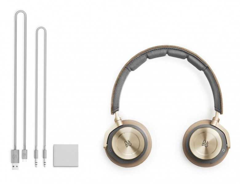 BeoPlay H8 by Bang and Olufsen