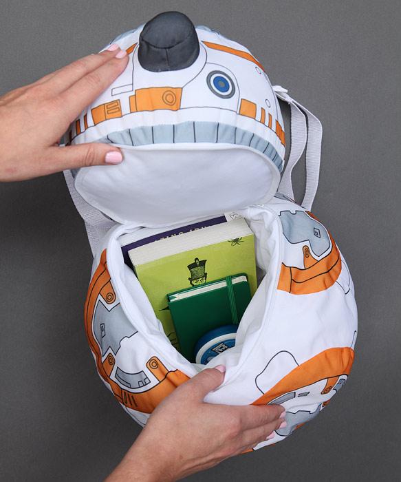 Star Wars BB-8 Backpack Buddy