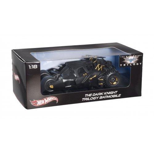 The Dark Knight Trilogy Batmobile