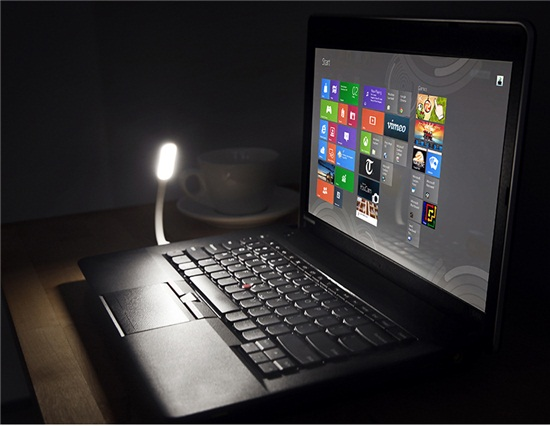 Portable USB LED Lamp for Computer