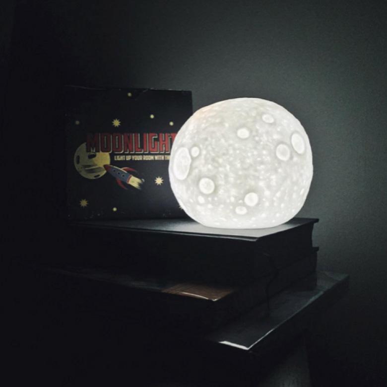 Moonlight Desk Lamp