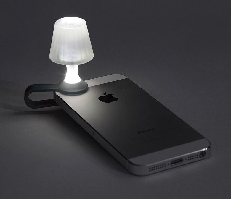 Luma - Mobile Phone Night Light