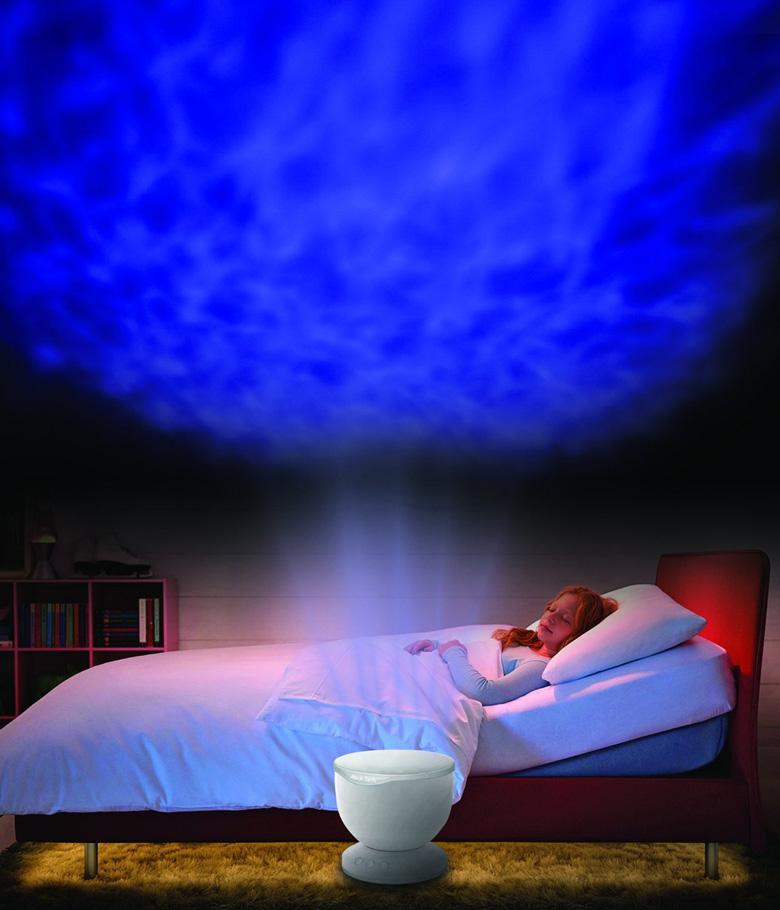 Ocean Wave Night Light Projector