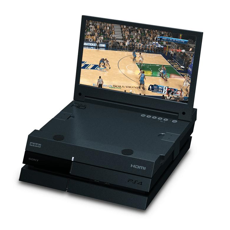 PlayStation 4 Flip Screen HD Monitor