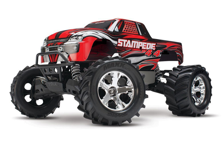 Traxxas Stampede 4X4 1/10 Scale Monster Truck