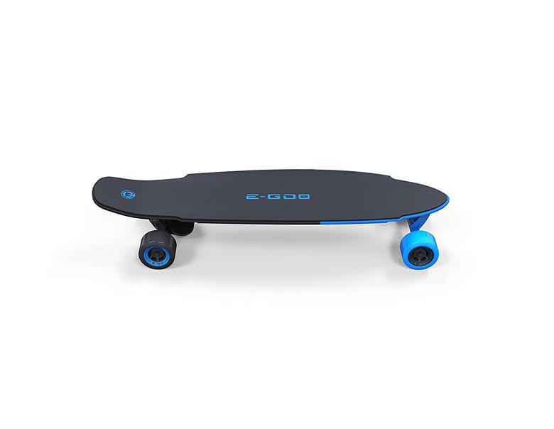 Yuneec E-GO2 Electric Longboard Skateboard