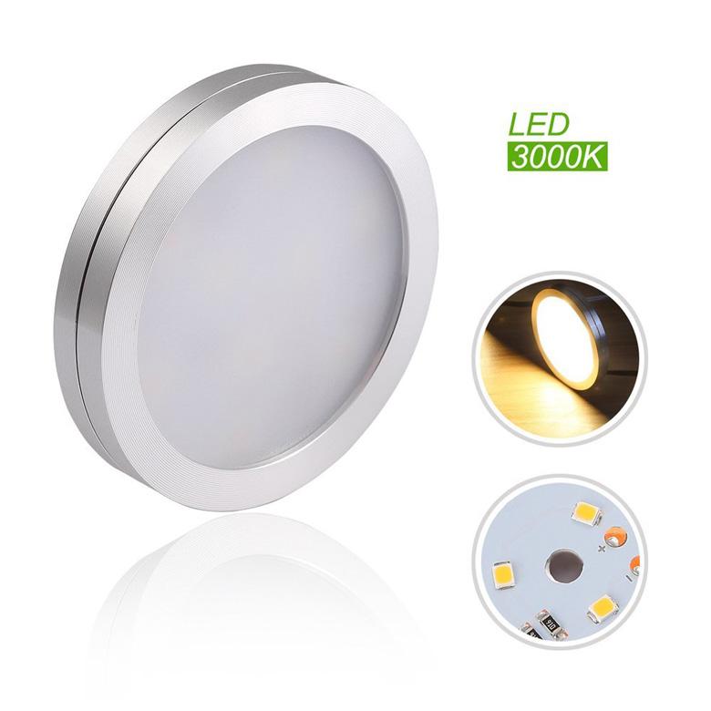 LED Puck Lights, Under Cabinet Lighting