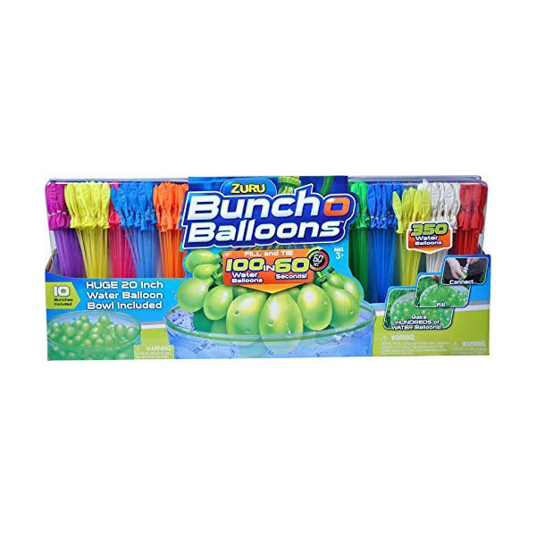 Bunch O Balloons - Fill Water Balloons in 60 Seconds