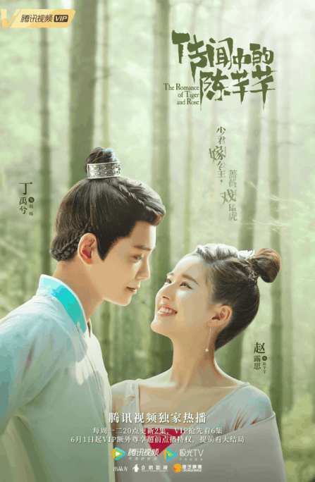 romance-of-tiger-and-rose-196x300 The Top 10 C-Dramas of 2020, So Far