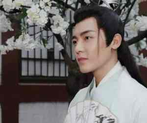 ae316dc0e9e4441db6ca5ab768c63d77 Hou Minghao is rumoured to be a contender for the male lead role in Tian Guan Ci Fu