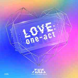 T.U.B.S-LOVE_ONE-ACT-cover T.U.B.S LOVE_ONE ACT cover