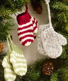 Crochet Christmas Ornaments Patterns Free