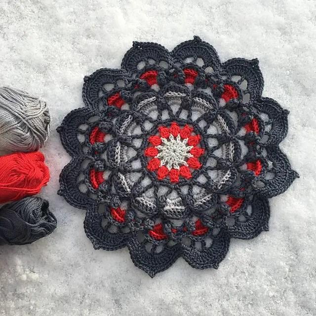 Free Lotus Leaf Scarf Crochet Pattern Zoshwiki