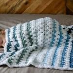 Easy Modern Crochet Baby Blanket Pattern For Beginners Knit And Crochet Daily