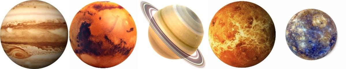 Jupiter Mars Saturn Venus and Mercury: The Meaning of This Alignment