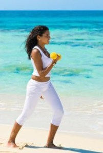 EXERCISE And HEALTHY HAIR