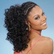 prom hairstyles natural hair